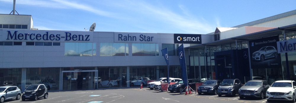 Rahn Star Mercedes-Benz