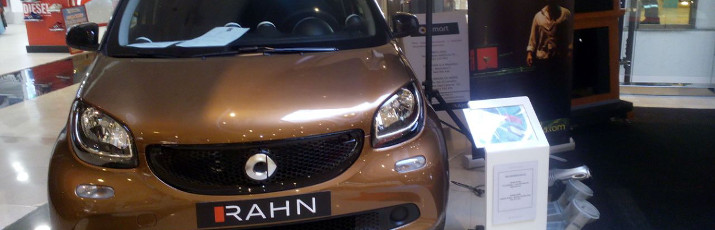 Rahn Star smart forfour